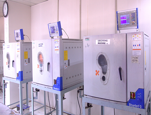Lab Dyeing Machine